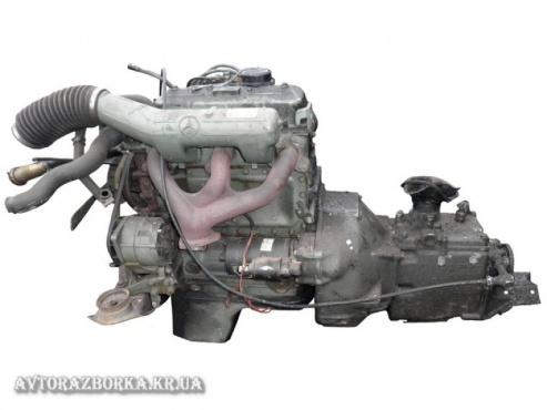 Mercedes-Benz OM364