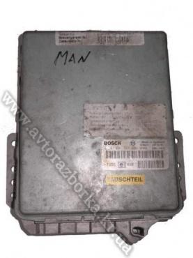 Блок управления двигателем MAN D2865