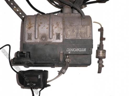 Автономная печка бензиновая Hydronic