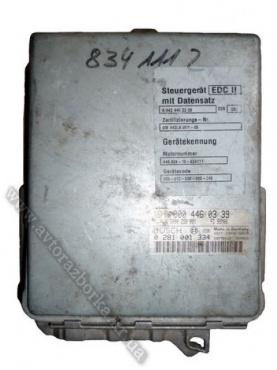 Блок управления двигателем Mercedes-Benz OM441LA, OM442LA