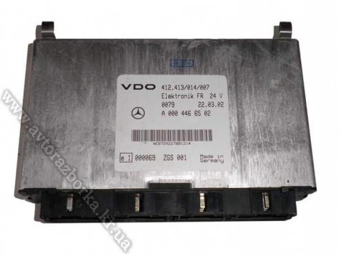 Электронный блок FR Mercedes-Benz Atego
