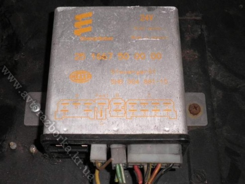 Блок автономной печи Eberspacher