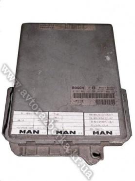 Блок управления EDC (система впрыска) MAN
