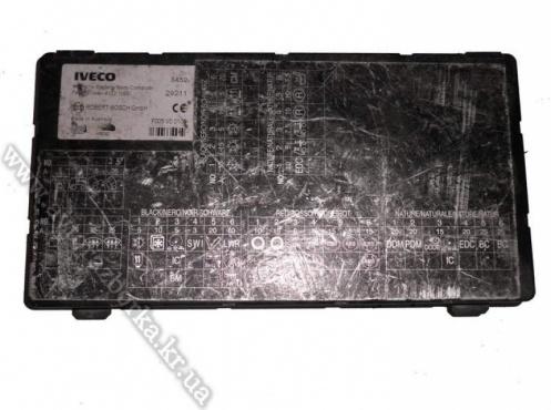 Блок управления BC - Body Computer Iveco