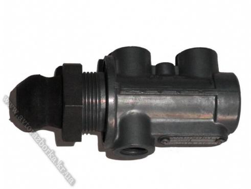 Клапан остановки двигателя