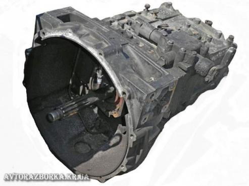 КПП ZF S6-36 MAN