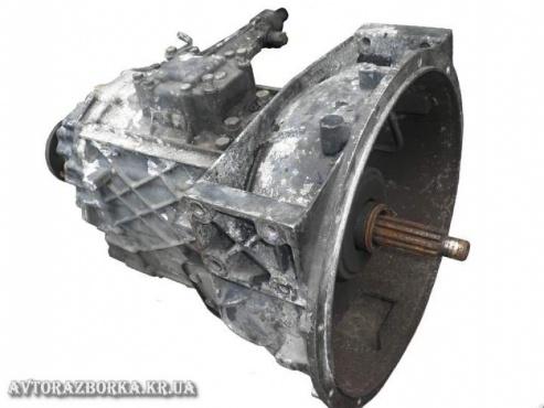 КПП ZFS5-42 MAN