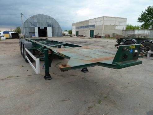 Полуприцеп контейнеровоз Rinnen SN-NA 20/30ф
