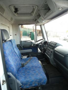 Кабина Iveco Eurocargo 75E17