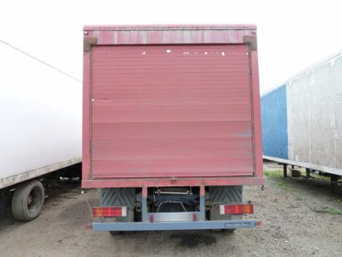 Кузов грузовой (фургон мебельный)