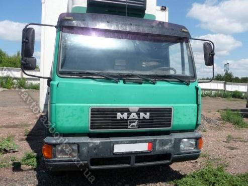 Кабина MAN 8.163