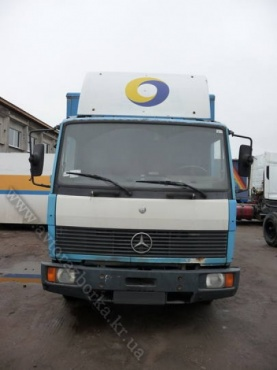 Кабина Mercedes-Benz 814