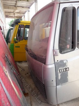 Кабина Mercedes Benz 809-1524