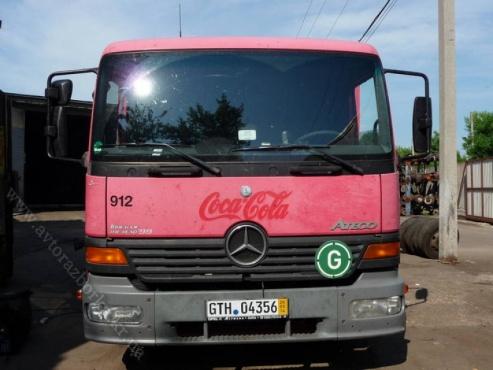 Кабина Mercedes Benz 1523 Atego