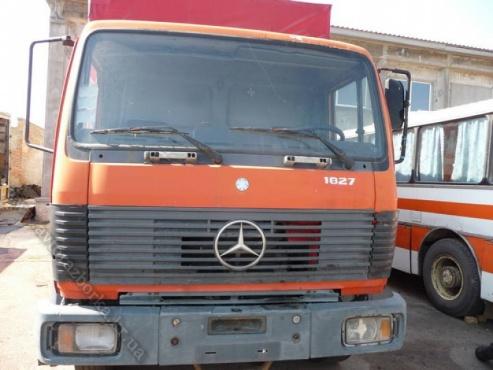 Кабина Mercedes-Benz 1827