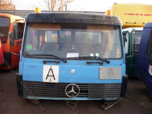 Кабина Mercedes-Benz 914