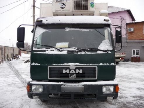 Кабина MAN 9.163