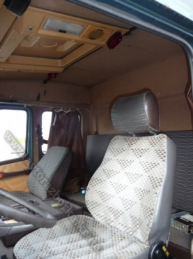 Кабина Mercedes Benz 809-1524 Спальная