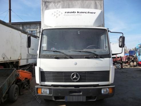 Кабина Mercedes Benz 817