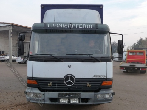 Кабина Mercedes-Benz 817 Atego спальная