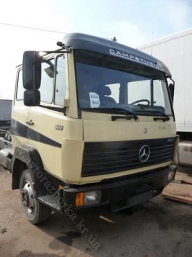 Кабина Mercedes Benz 817 Спальная