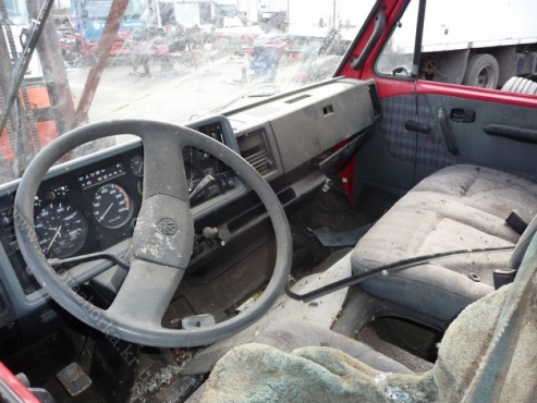 Кабина Volkswagen Man L80