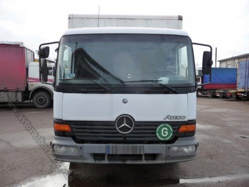 Кабина Mercedes-Benz Atego 815