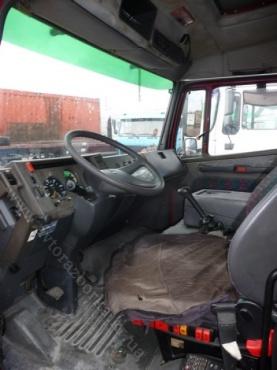 Кабина Mercedes-Benz 817 EcoPower спальная