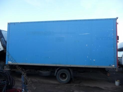 Фургон (кузов) мебельный