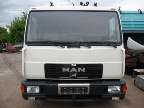 Кабина MAN L 10.163