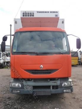 Кабина Renault Midlum 150