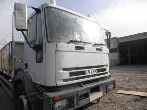 Кабина Iveco Eurocargo Tector