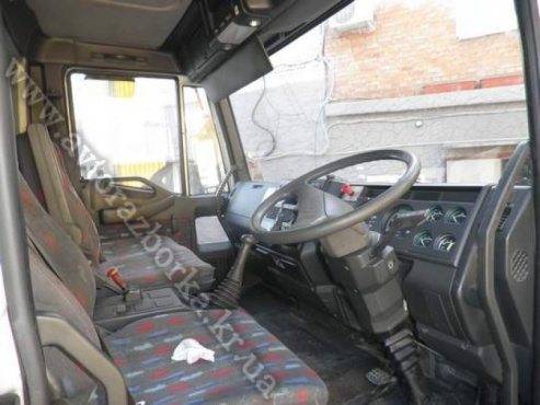 Кабина Iveco Eurocargo Tector 180E24