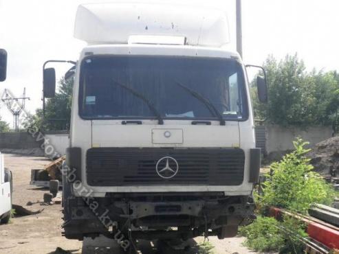 Кабина Mercedes-Benz 1622 спальная