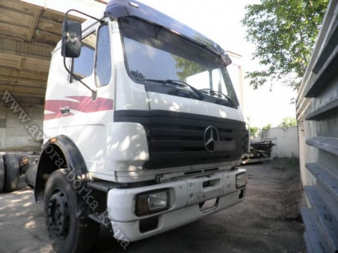 Кабина Mercedes-Benz 2523 SK спальная