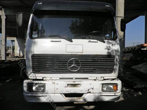 Кабина Mercedes-Benz 2235 SK спальная