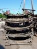 Рессорный лист подкоренной задний Mercedes-Benz 1114-1324 LK/LN2