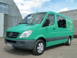 Mercedes-Benz Sprinter 213 грузо-пассажир