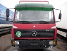 Кабина Mercedes-Benz 817 EcoPower спальная