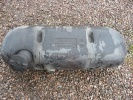 Бак топливный пластиковый 120л Mercedes
